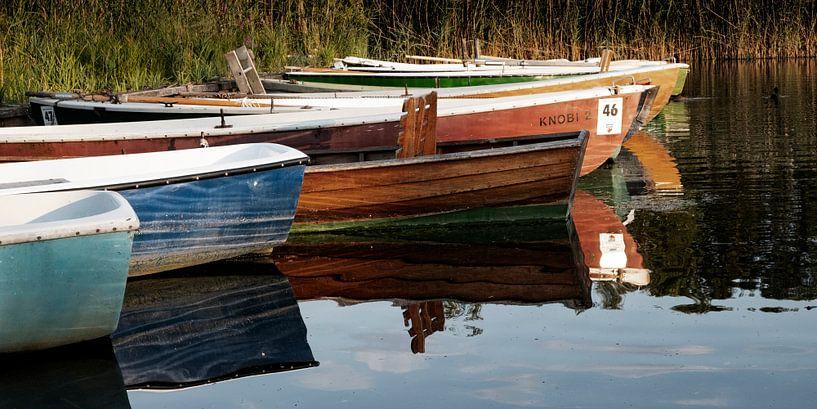 Ruderboote von Andreas Müller