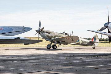 Supermarine Spitfire van Floris Oosterveld