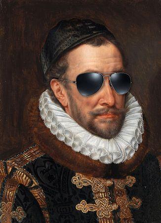 Koning Willem 2 van Marieke de Koning