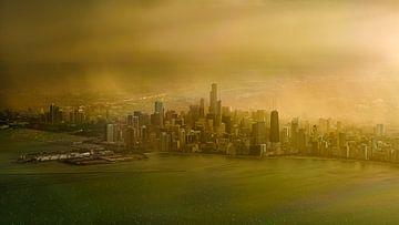 Chicago door de storm van Denis Feiner