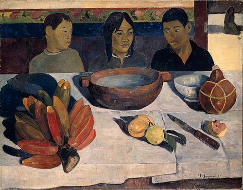 Paul Gauguin. The Meal van 1000 Schilderijen