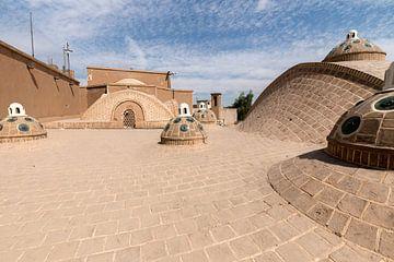 Iran: Sultan Amir Ahmad-badhuis (Kashan) van Maarten Verhees