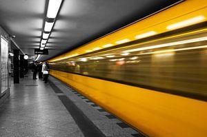 Berlijn - U-Bahn  van