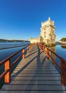 Torre de Belem von Achim Thomae