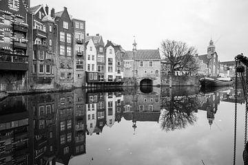 Oud Delfshaven Rotterdam von Peter Hooijmeijer