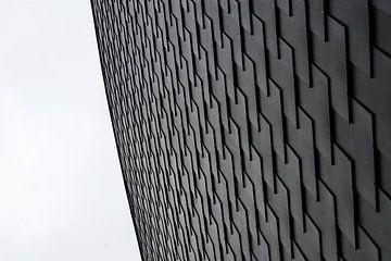 Leistenen muur von Kiezel Fotografie