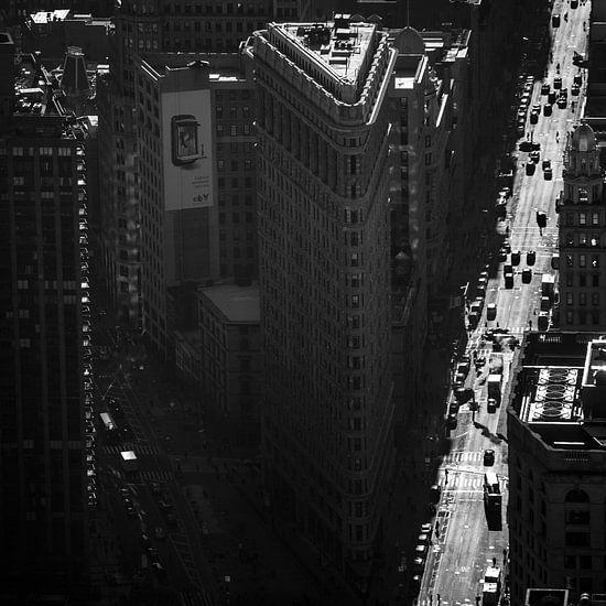 Flatiron building New York van Pieter Wolthoorn