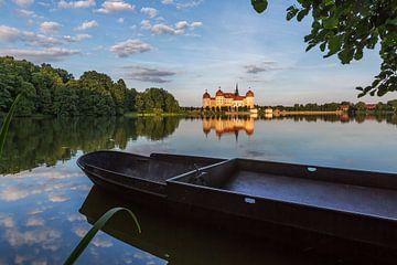 Schloss Moritzburg von Frank Herrmann