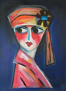 Große Augen von Danielle Ducheine