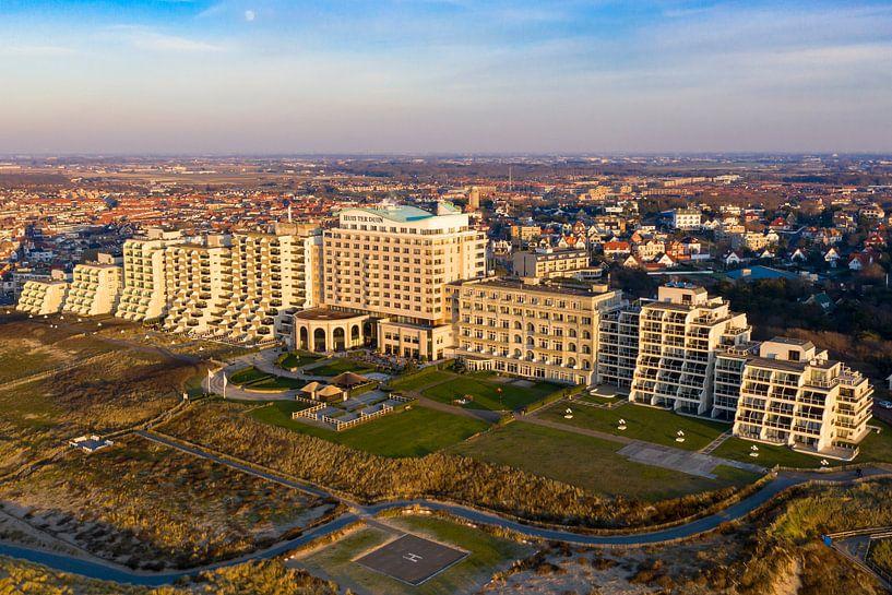 Grand Hotel Huis ter Duin, Noordwijk van Michel Sjollema