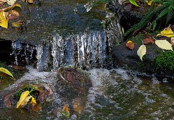 Flowing water... van Bert - Photostreamkatwijk