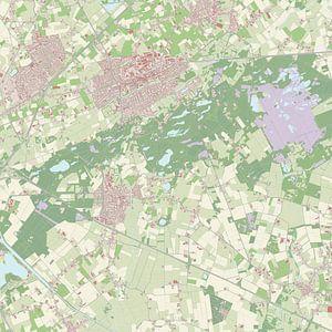 Kaart vanOisterwijk