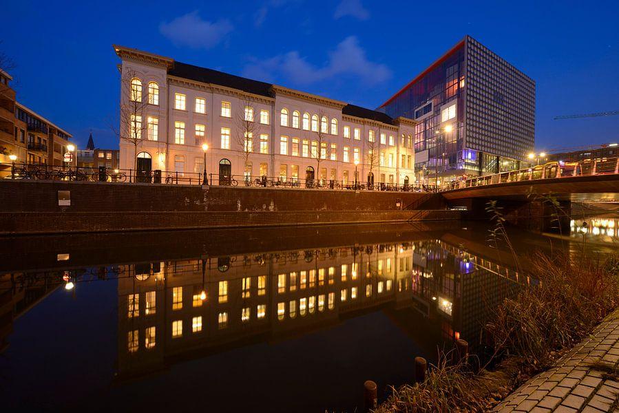 Het Vinkepand met hierin de Social Impact Factory Utrecht van Donker Utrecht