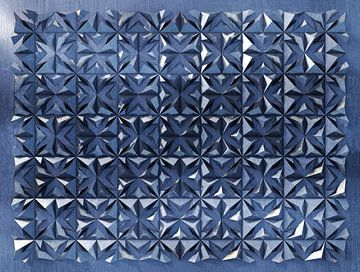 Relief G1 Silber von Frans Blok