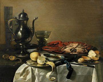 Stilleven, Pieter Claesz van
