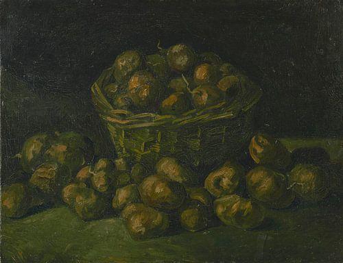 Vincent van Gogh, Mand met aardappels van