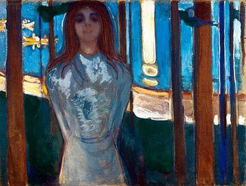 Edvard Munch.Die stimme