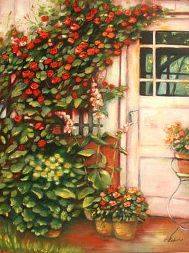 Terrasse und Entspannung von Marita Zacharias