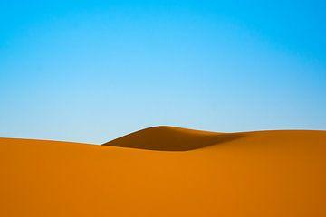 In der Wüste bei Merzouga von Reismaatjes XXL