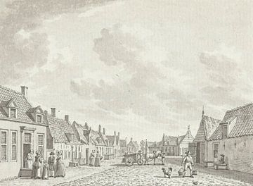 Visage à Zoutelande, Jan Bulthuis