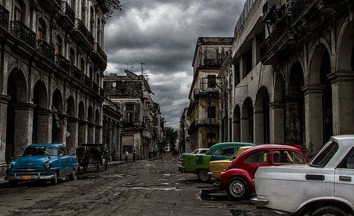 Kleurrijk Cuba van