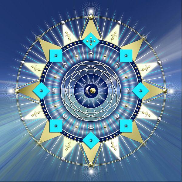 Energiepatroon Pijler van kennis en wijsheid van Shirley Hoekstra