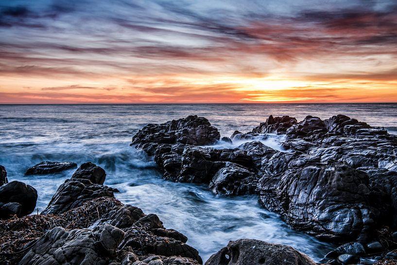 Ocean view USA van Bas Fransen