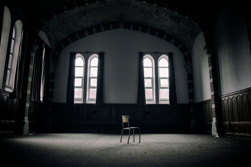 Holy chair von Mandy Winters