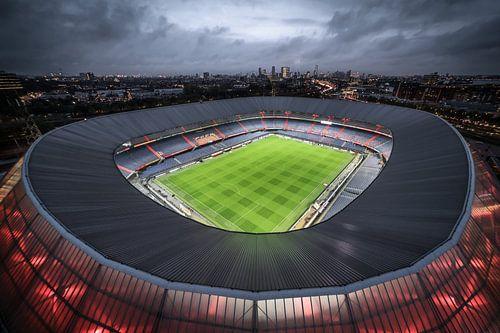 De Kuip - moeder aller stadions von Jeroen van Dam