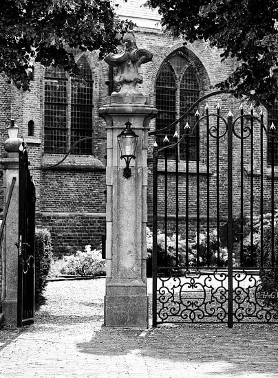 Kerk in Rotterdam - Hillegersberg door Etienne Oldeman Photography