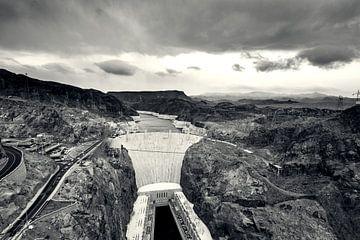 Hoover Dam - 4 van Keesnan Dogger Fotografie