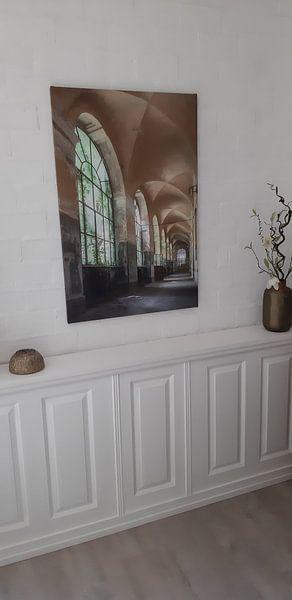 Kundenfoto: Verlassene Galerie von Frans Nijland