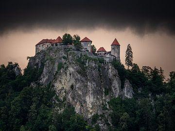 Stormy Castle von Alexander Dorn