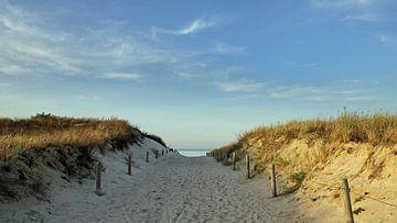Strandaufgang sur
