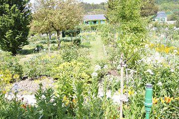 Monets Garden von Lyn Van Veldhoven