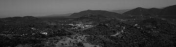 Woestijnstad van