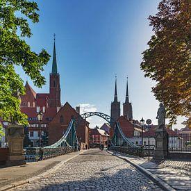 Wroclaw, Poland sur Gunter Kirsch