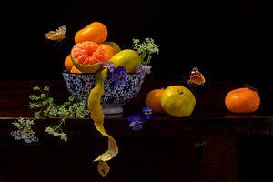 Stilleben 'Sumari-Mandarinen von Willy Sengers