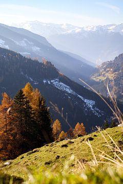 Die österreichischen Berge von Ginkgo Fotografie