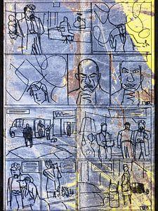 Strip Splinter Goes Urban (Schets p35)