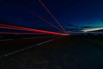 Licht door de nacht van Mirjam Van Houten