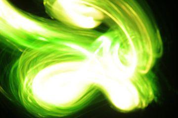 Playing with green light 6 van Karen Boer-Gijsman