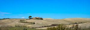 Toscane (Italië) van Etienne Oldeman
