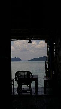 'Old town', Koh Lanta, Thailand von LÉON ROEVEN