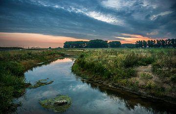 Early morning meander van Ingeborg Ruyken