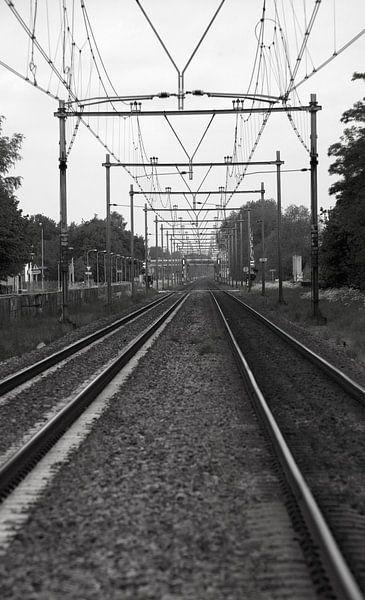 spoorlijn in gelderland