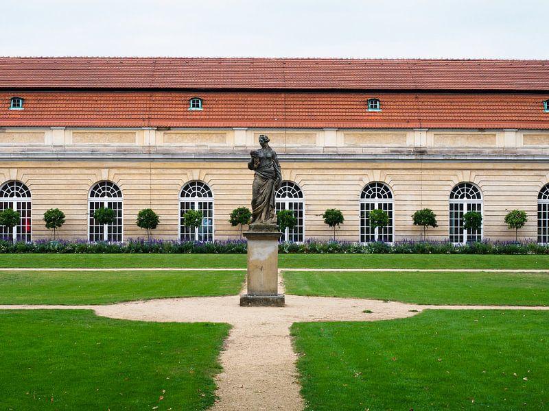 Slot Charlottenburg in Berlijn van Jeroen Götz