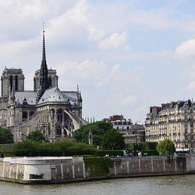 Notre Dame sur Carina Diehl