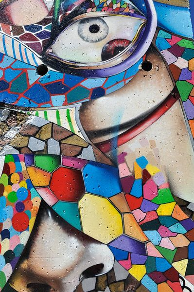 Berlin Wall Piece @Austrian exhibition  van Lars Scheve