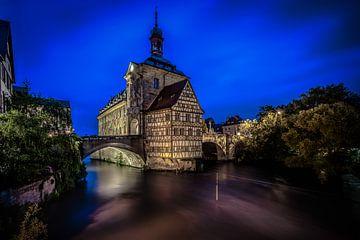 Bamberg am Abend von Mario Calma